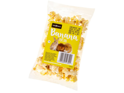 LITTLE FRIEND BANAN POPCORN GNAVERGODBID