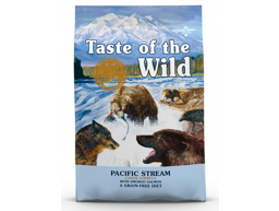 TASTE OF THE WILD PACIFIC STREAM HUNDEFODER
