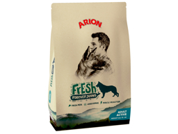 ARION FRESH ACTIVE HUNDFODER