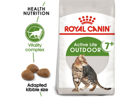ROYAL CANIN ACTIVE LIFE OUTDOOR 7+ KATTEMAD