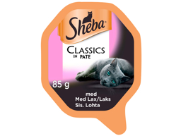 SHEBA CLASSICS IN PATE LAKS KATTEMAD