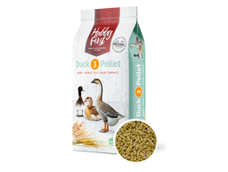 HOBBY FIRST DUCK 3 PELLET ANDEFODER