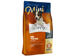 HAPPY DOG MINI TOSCANA HUNDFODER