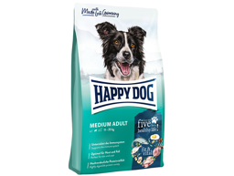 HAPPY DOG MEDIUM ADULT HUNDFODER