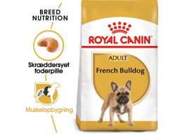 ROYAL CANIN FRENCH BULLDOG ADULT HUNDFODER