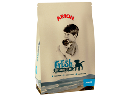 ARION FRESH JUNIOR HUNDFODER
