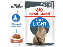 ROYAL CANIN ULTRA LIGHT SOVS KATTEMAD
