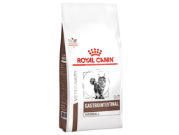 ROYAL CANIN VETERINARY DIETS GASTROINTESTINAL HAIRBALL KATTEMAD