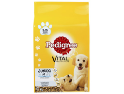 PEDIGREE VITAL PROTECTION JUNIOR KYLLING HUNDEFÔR