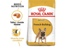 ROYAL CANIN FRENCH BULLDOG ADULT HUNDEFODER