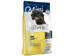 HAPPY DOG SUPREME MINI LIGHT HUNDFODER