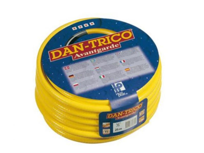 "Vandslange 3/4"" 25m/Dantrico gul"