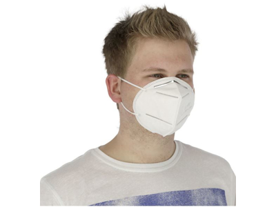 Ansigtsmaske FFP2 uden ventil - 25 stk