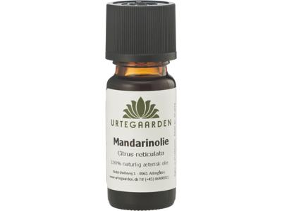 Mandarinolie 10 ml
