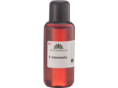 E-vitaminolie ØKO 100 ml