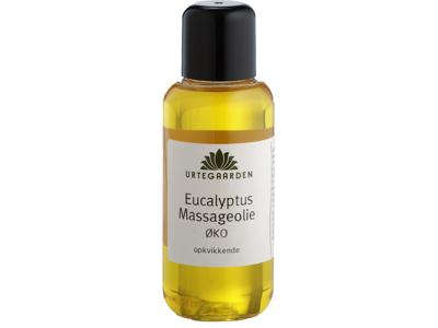 Eucalyptus massageolie ØKO