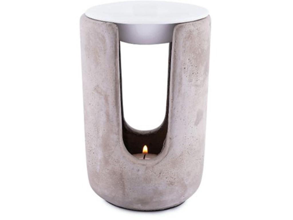 Duftlampe beton