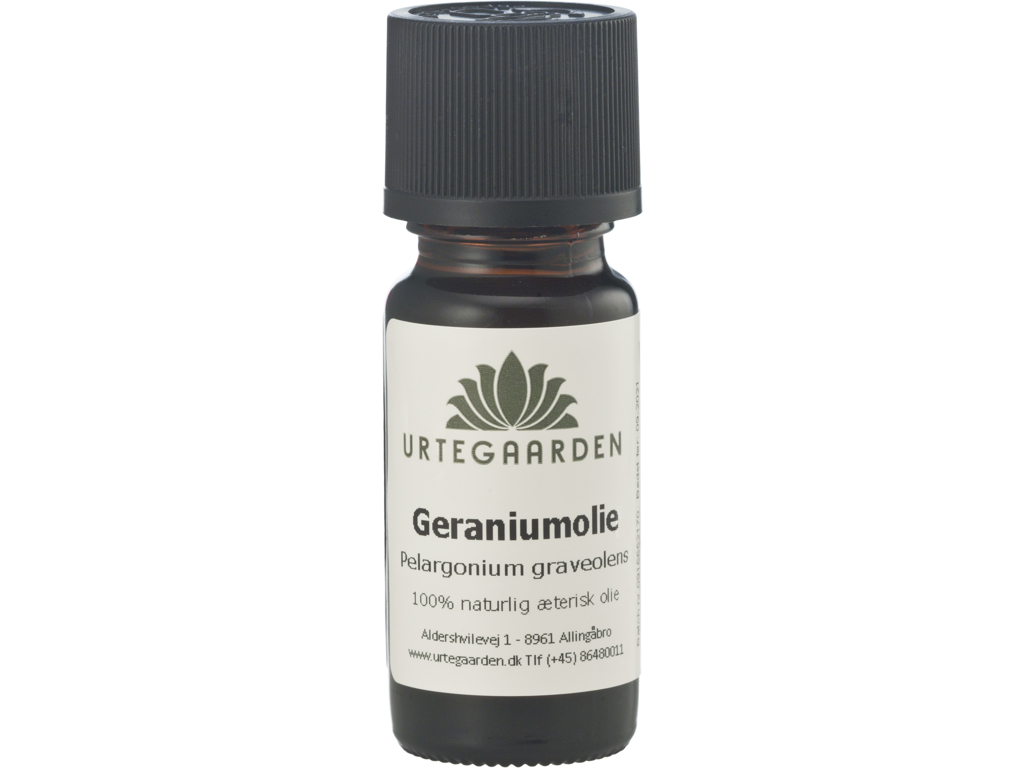 Geraniumolie