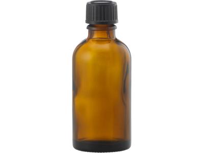 Brun glasflaske 50 ml