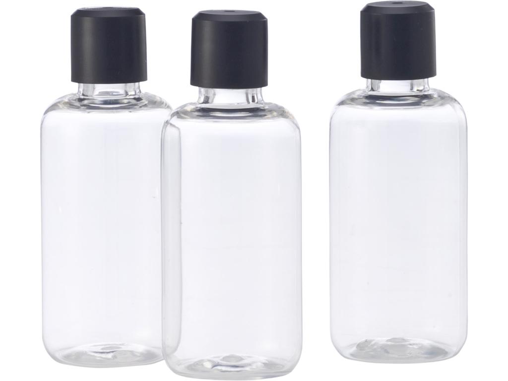 Klar plastflaske 20 ml
