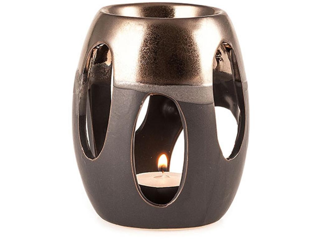 Duftlampe bronzetop