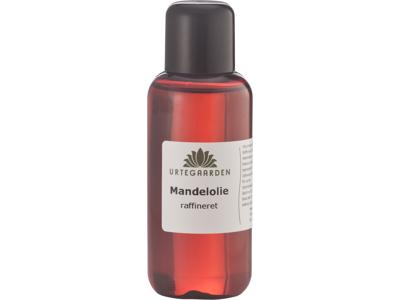 Mandelolie raffineret 100 ml