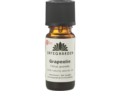 Grapeolie ØKO 10 ml