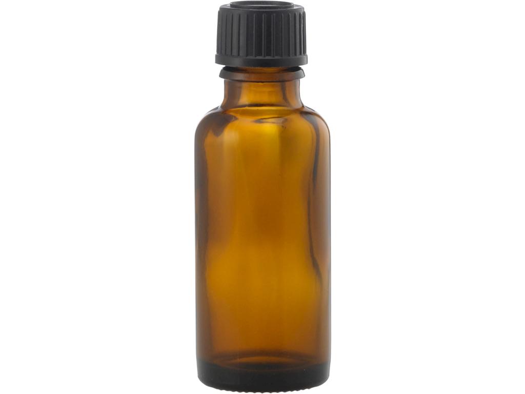 Brun glasflaske 30 ml