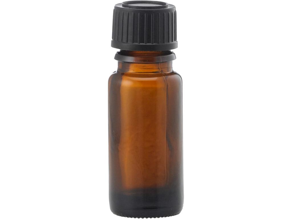Brun glasflaske 10 ml