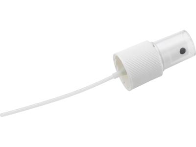Hvid spraypumpe til 100 ml pl.