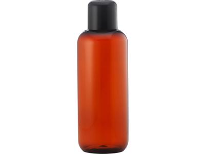 Brun plastflaske 250 ml