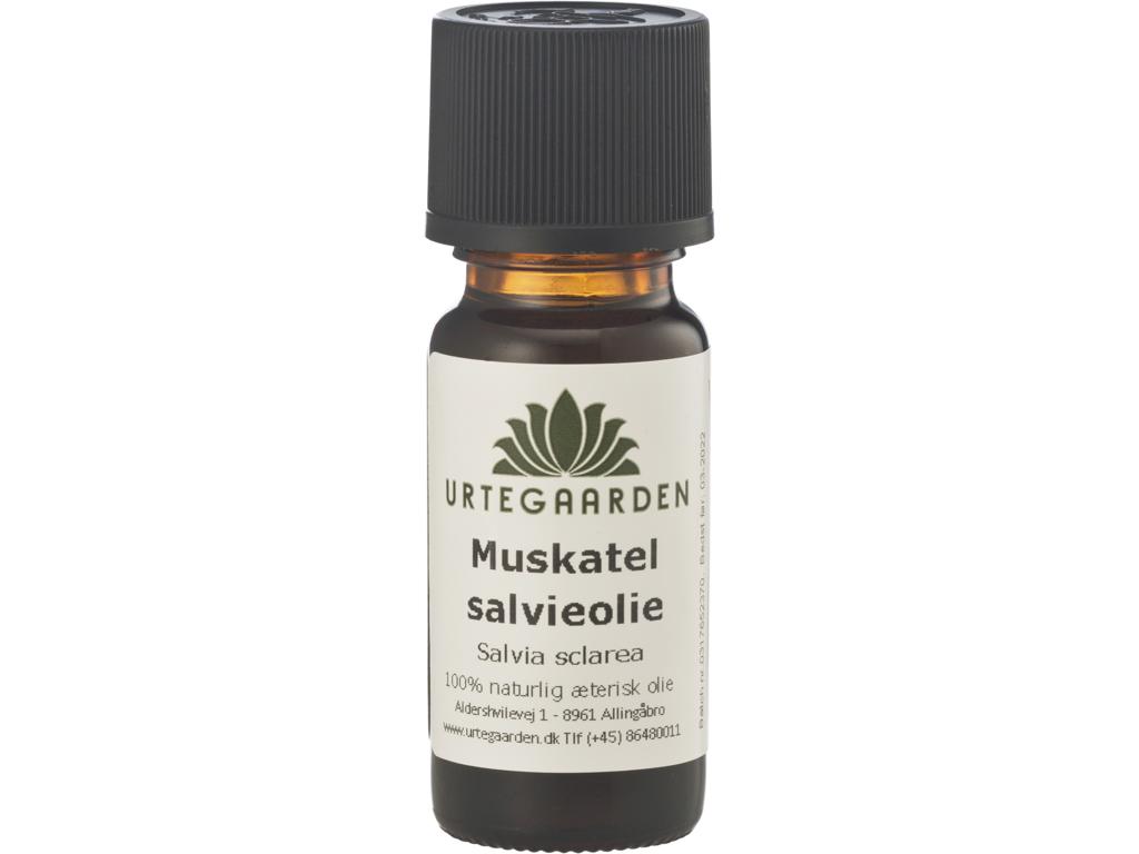 Muskatelsalvieolie