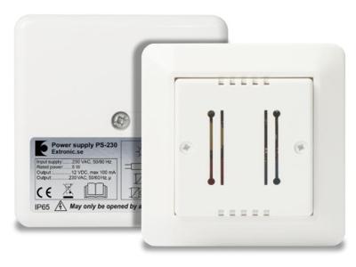 AD230 akustisk detektor 230VAC 50/60Hz