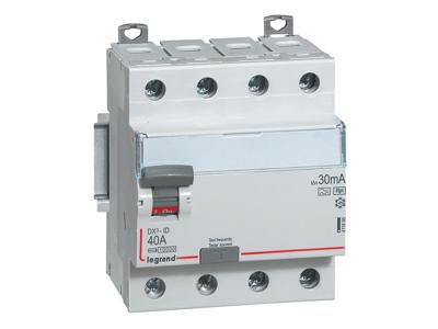 Fejlstrømsafbryder (RCD) - Type F