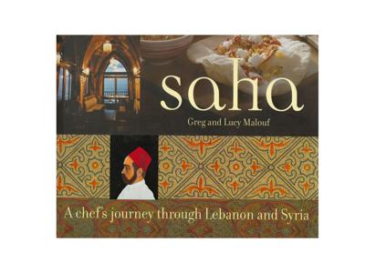 Saha, a chef´s journey through