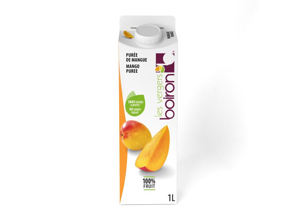 Frugtpure Flydende Mango 1L