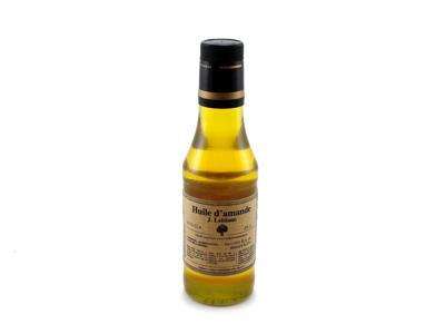 Mandelolie Leblanc ristet 250 ml