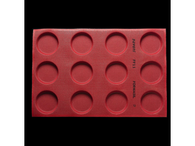 Bagemåtte perforeret 12 x Ø10x20mm