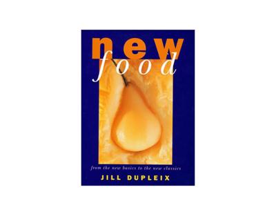 New Food - Jill Dupleix