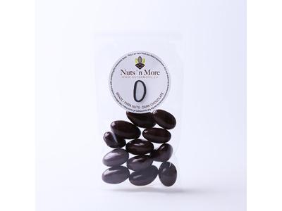 Drageret paranødder m/ mørk chokolade 135 gr