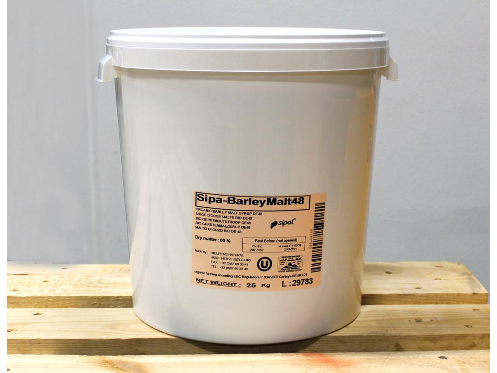 Bygmalt ØKO á 25 kg