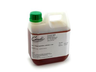 Drageringsvæske, Lukkelak á 1 liter