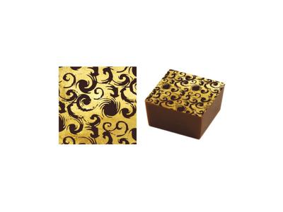 Chokoladefolie Pavoni DB14