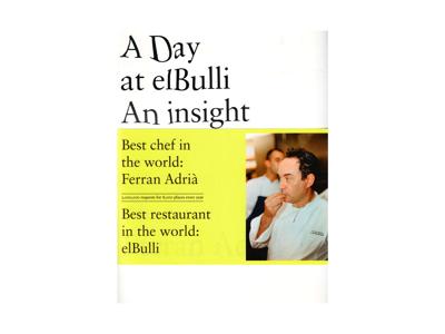 El Bulli, A day at