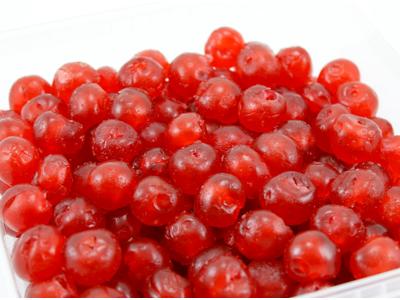 Kirsebær røde hele 1 kg