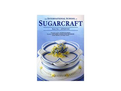 School of Sugarcraft Book 2