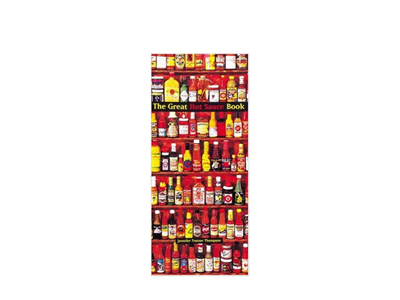 The Great hot sauces book