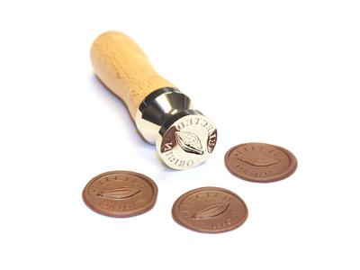 Chokoladestempel Selected origin