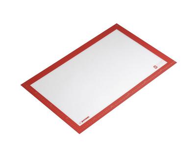 Bagemåtte Rød kant 520x315mm
