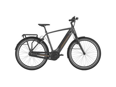 Gazelle  Ultimate C8+ Elcykel - Grey - Herre